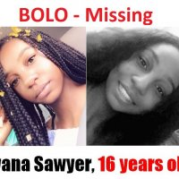 IYANA SAWYER has been missing from Jacksonville, #FLORIDA since 19 Dec 2019.  It is believed that the pregnant teen was murdered.