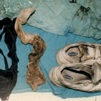 #JaneDoe's possessions when she was found along side of railroad tracks, 1.5 miles east of Morrilton, Arkansas on October 24, 1994