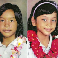 FALOMA & MALEINA LUHK have been missing from As Tao, Saipan since 25 May 2011 - Age 10 & 9