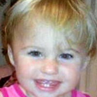 AYLA REYNOLDS has been missing from Waterville, #MAINE since 16 Dec 2011 - Age 20 months