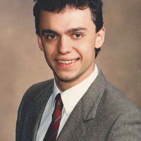 GEORGE MARCEL LUTAS: Missing from Germantown, MD since 20 Nov 1991 - Age 26