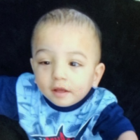 THADDEUS SRAN has been missing from Madera, CA since 14 July 2020 - Age 2