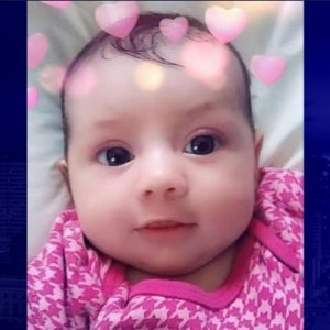 AMIAH ROBERTSON is still missing from Indianapolis, IN since 16 March 2019 - only 8 months old!