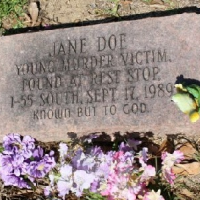 We do not know her name. #JaneDoe was buried on December 14, 1989 in the Rose Hill Cemetery in Brookhaven, #Mississippi