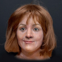 #JaneDoe was found near Chattahoochee River in Cobb County, #GEORGIA on 10 May 1984.  She showed signs of prior facial trauma.