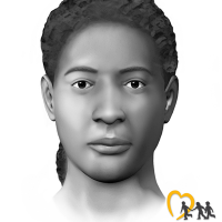 On July 30, 2012, an unidentified female was found in Philadelphia, #PENNSYLVANIA during renovations in a residence on South Harmony Street.