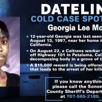 Do you have the tip that will bring justice for the family of GEORGIA LEAH MOSES?  Murdered 1997 in #CALIFORNIA