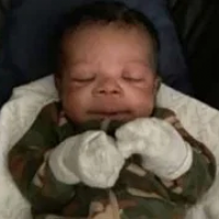 KYON JONES: Missing from Washington DC since 5 May 2021 - Age 2 months
