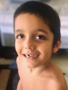 BENJAMIN RAPOZA has been missing from Hilo, #HAWAII since 20 Dec 2019 - Age 6