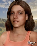 JANE DOE found strangled to death in a grape vineyard in Rancho Cucamonga, CA on June 7, 1979.  WHO WAS SHE?