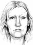 #JaneDoe was found in open desert area, in Blythe, California in 1992.  Her name might have been Claudia!