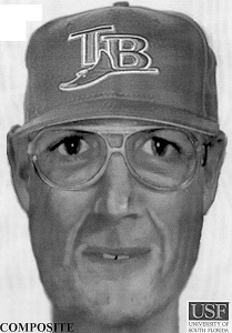 #JohnDoe was found in Ruskin, Florida in 2006.  He had been living in an orange camping tent.