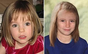 MADELEINE McCANN: Missing from Praia da Luz, Portugal - 3 May 2007 - Age 3