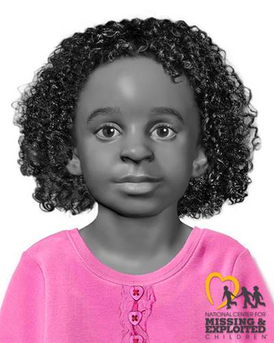 Skeletal remains of a little girl were found on January 28, 2012 at a trailer park on Hurst Street in Opelika, Alabama